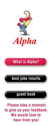 MORE Alpha Course Jokes