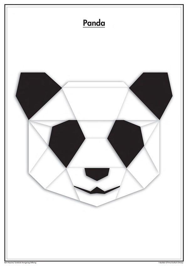 Geometric Animals.