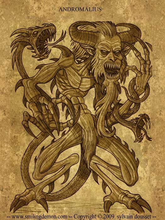 23 best Mythical creatures, beasts, and monsters images on ... Агалиарепт