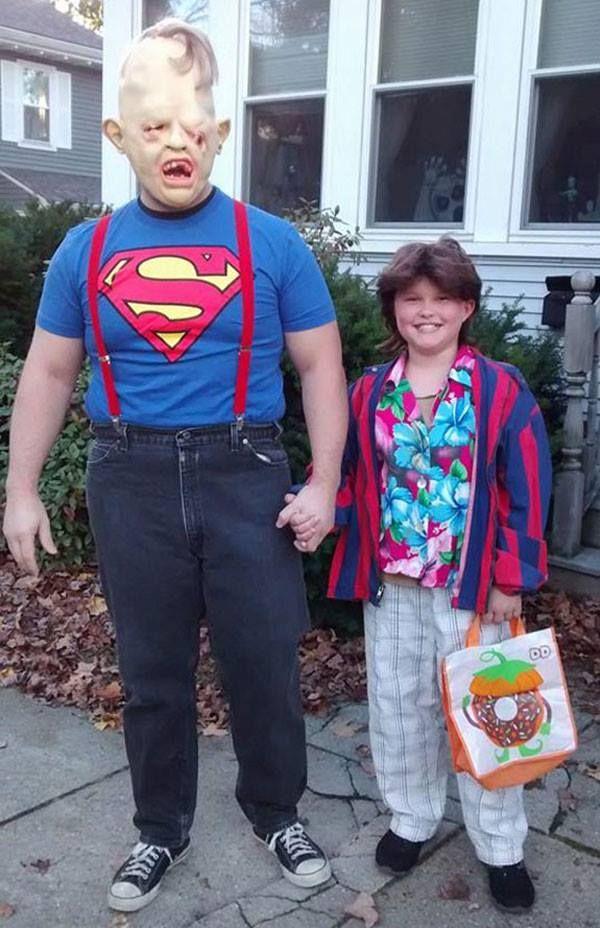 Father son costume