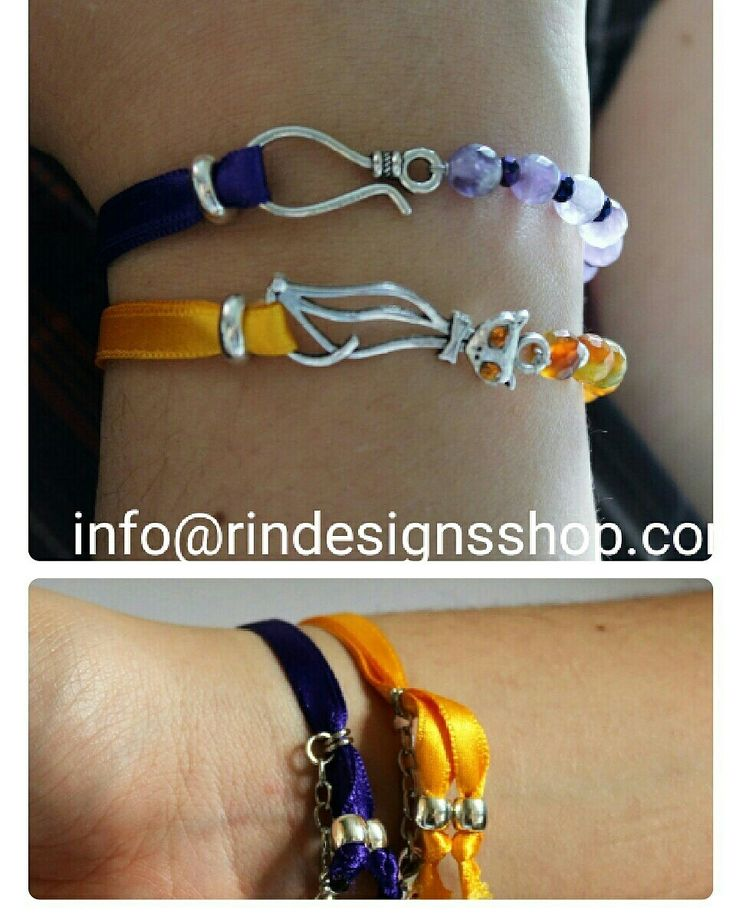 Lovely bracelets that will make you feel unique. http://www.rindesignsshop.com/ #vegan #lifestyle #handmade #crueltyfree