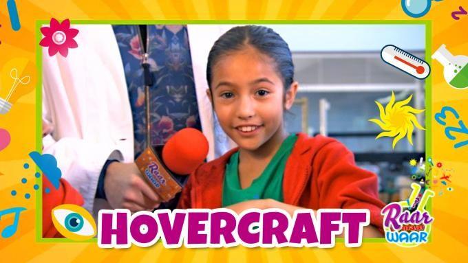 Hovercraft maken. Kinderboekenweek 2015 | Raar maar waar