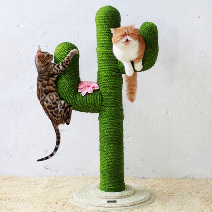 10 Meter Sisal Rope of 5mm diameter, For Wooden Cat Climbing Frame Desert Green Cat Litter Scratch Board Post Cactus – Katze