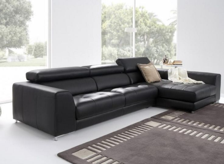 The 25 best Contemporary leather sofa ideas on Pinterest