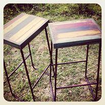 Banquetas altas, $850 en https://ofeliafeliz.com.ar stools