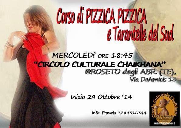 Circolo Culturale Chaikhana: PROGRAMMAZIONE NOVEMBRE 2014 #roseto #abruzzo #tarantella  #pizzica
