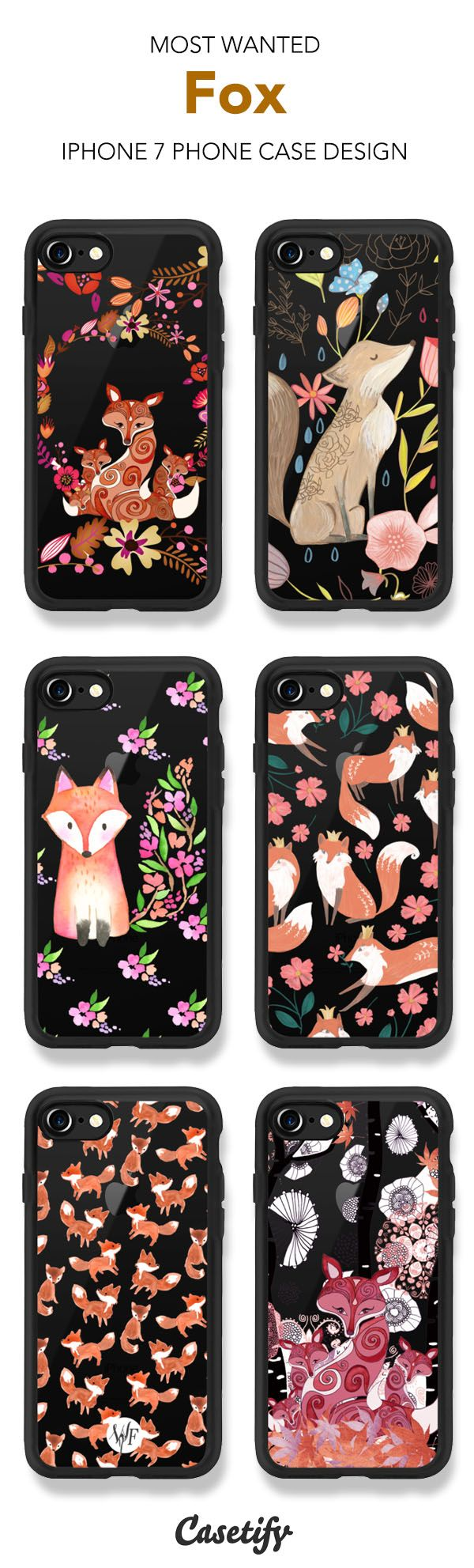 Most wanted Fox iPhone 7 and iPhone 7 Plus case. Shop them all here >   https://www.casetify.com/artworks/LNfvWr0iFD