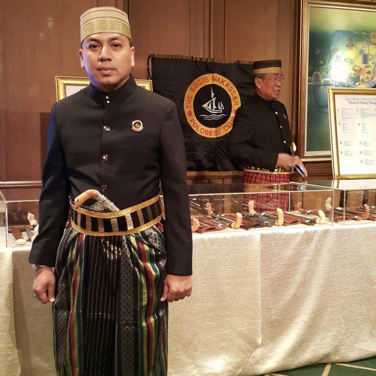 Bugis Makassar weaponry exhibition in Bangkok. A tribute to Daeng Mangale.