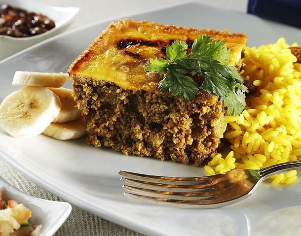 Still on the Africa Month theme – here's a tried-and-tested triumph of a bobotie recipe.