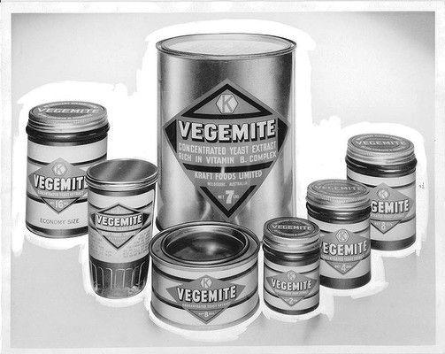 Vegemite Jars, 1952