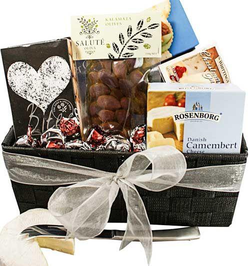 australia Gift Baskets - Santas Savoury Snacks