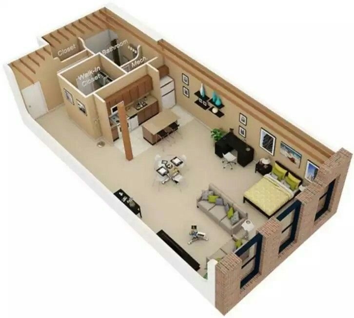 13 best Floor Plans of Cobbler Square Loft Apartments in Old Town ...
