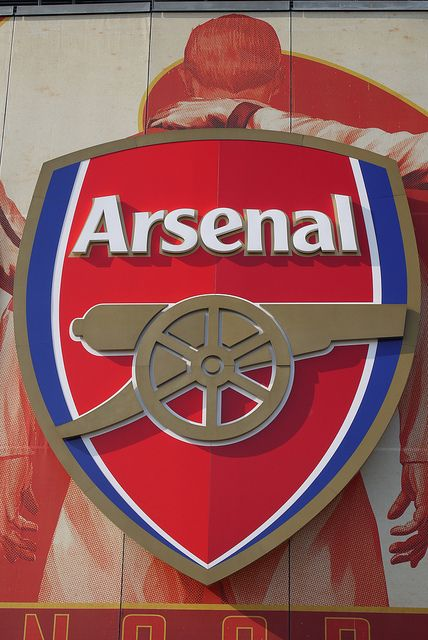 Arsenal FC - outside emirates
