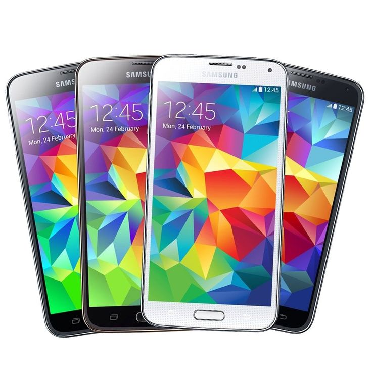 Samsung G901F Galaxy S5 Plus Android Smartphone Handy ohne Vertrag LTE+ WOW!
