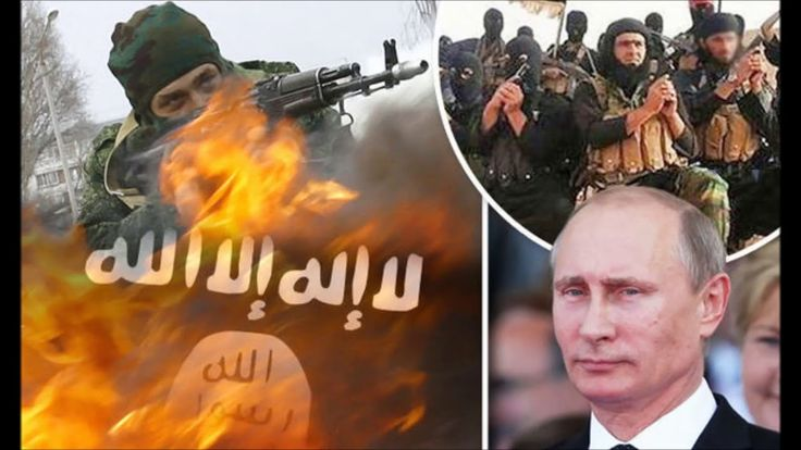 Following Victory In Syria Putin Seeks Involvement In ISIS Battle In Iraq