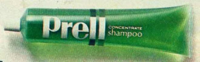 Prell Shampoo (in a tube) - I remember this!