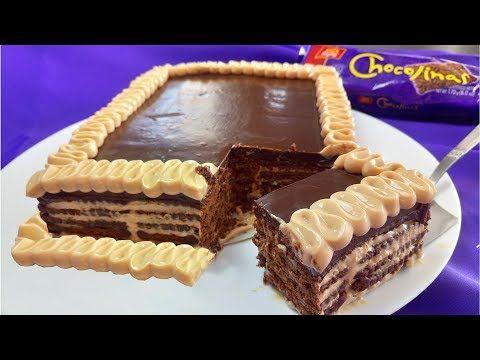 Chocotorta   Postre sin horno   Quiero Cupcakes! - YouTube