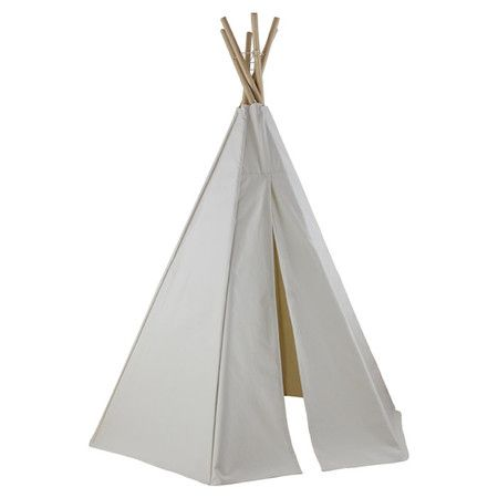 This teepee would be so much fun!