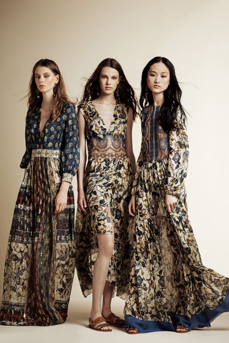 Alberta Ferretti Resort 2016 - Collection - Gallery - Style.com