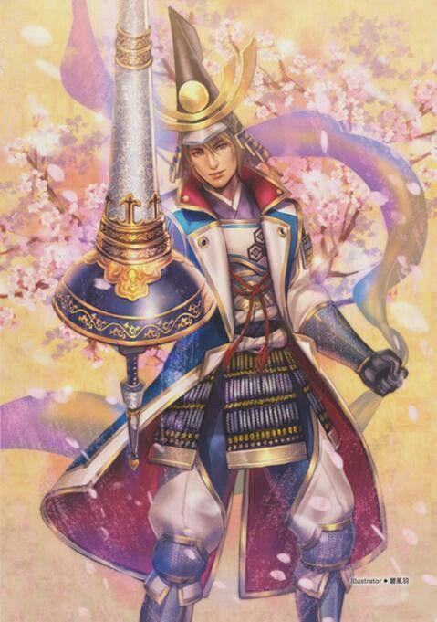 47 best Pokemon Conquest/Samurai Warriors images on ...