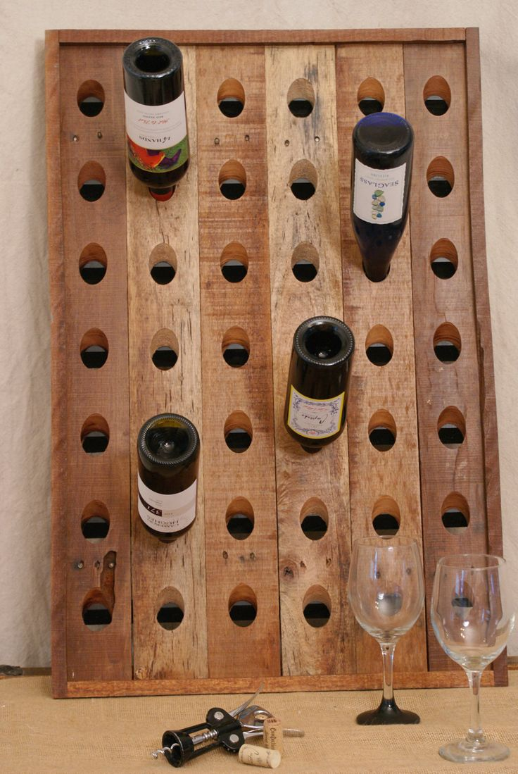 How To Make A Timber Wine Rack Woodworking Projects Amp Plans