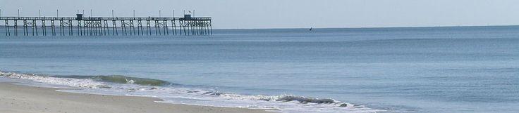 Oak Island Oceanfront Rentals | Margaret Rudd | Reserve Online!