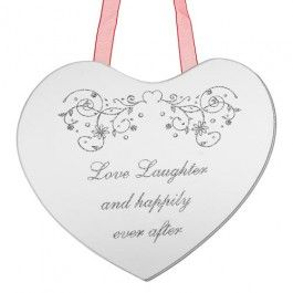 we have awide range of gifting perfect for Valentine'sDay! Spoilyour loved one with ourgorgeous Heartmirror plaque. #poundlandvalentine