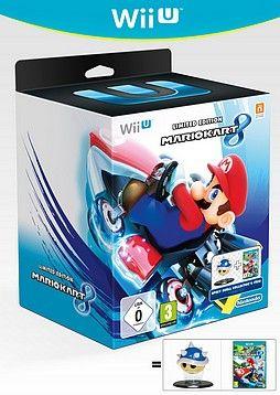 NINTENDO WII U Mario Kart 8 Limited Edition