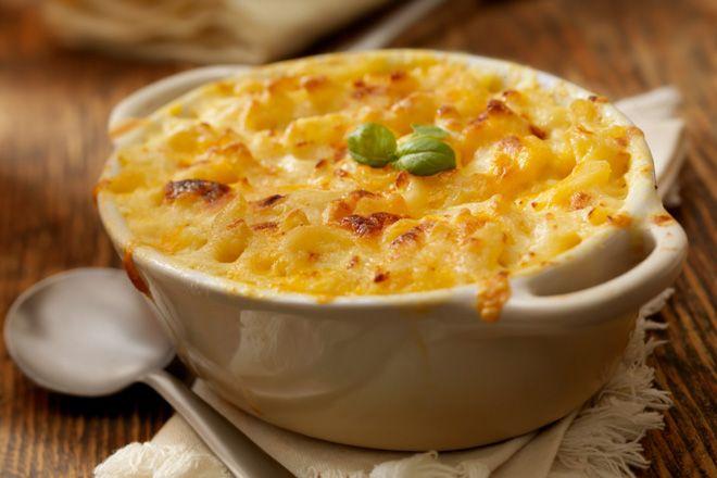 Macaroni au fromage santé - Nautilus Plus