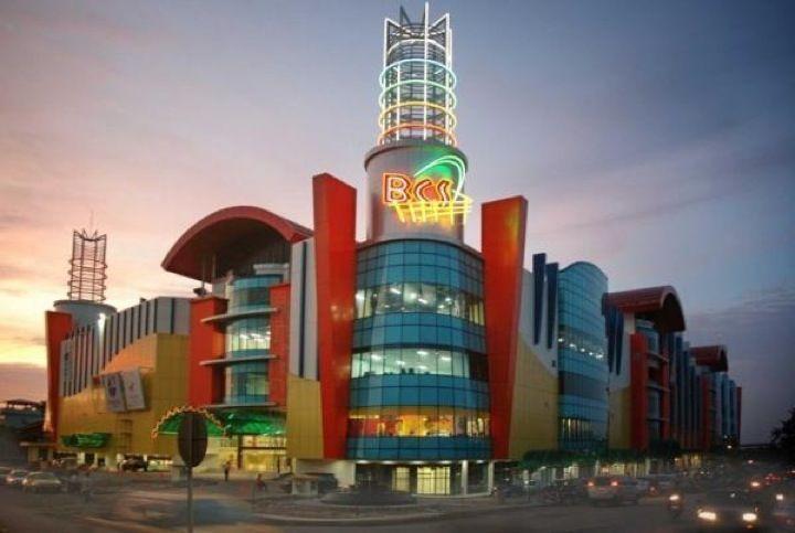 Batam City Square (BCS) Mall in Batam, Kepulauan Riau