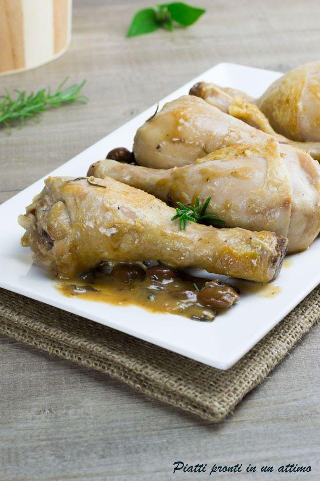 Il #pollo alla cacciatora è un secondo davvero ricco di gusto e di sapore