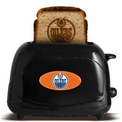Edmonton Oilers ProToast Elite Toaster