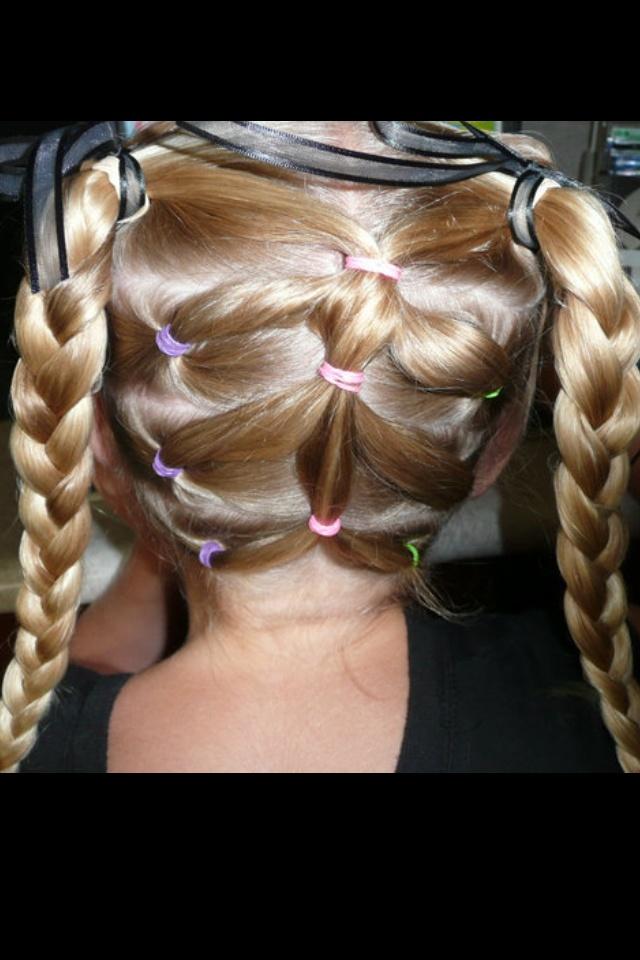 Little Girls Hair