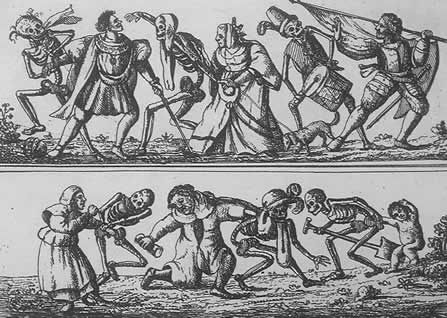 THE BLACK DEATH AND MEDIEVAL ART