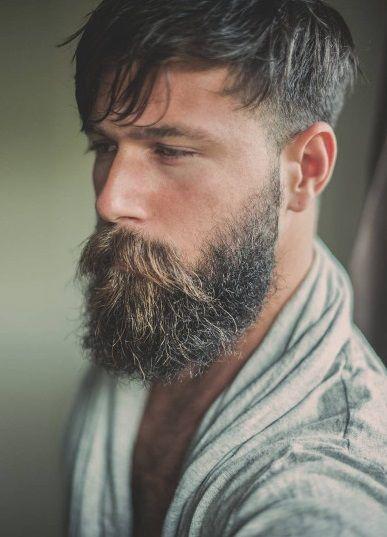Woah!! Beard!