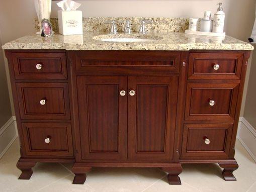 Custom Bathroom Vanities Knoxville 74 best vanities images on pinterest | bathroom ideas, bathroom