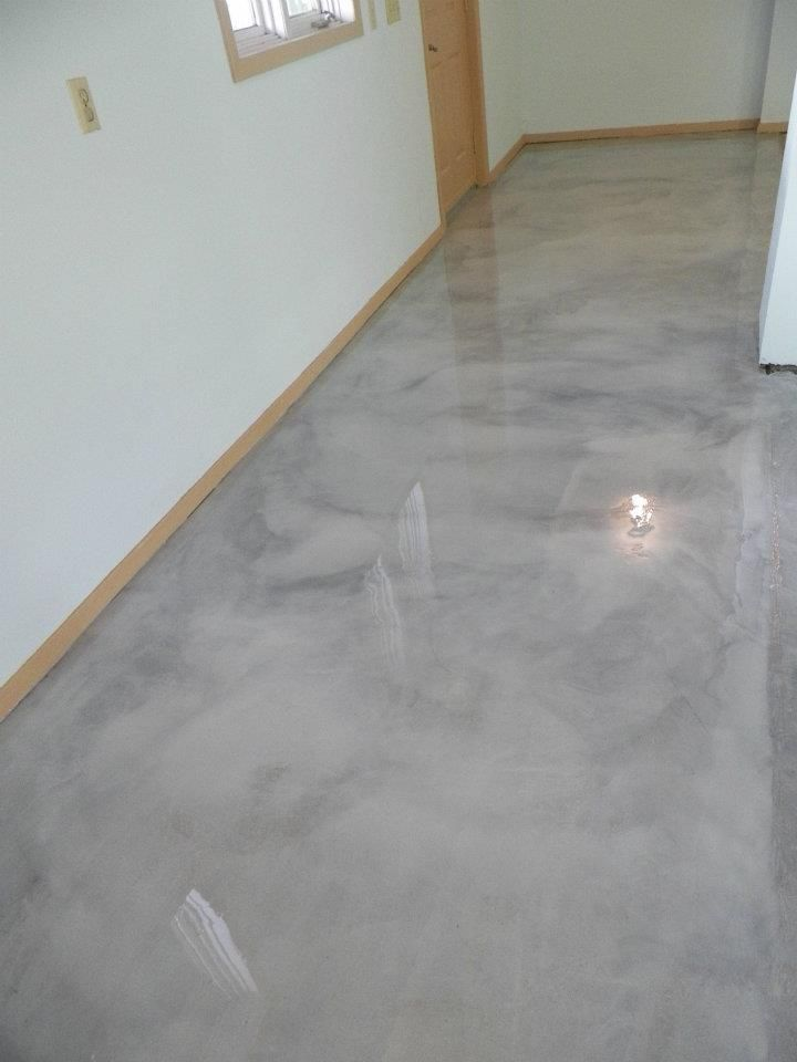 Minneapolis Epoxy Flooring Metallic Epoxy Marvelous