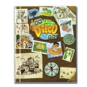 Go Diego Go! Journals (4/pkg)