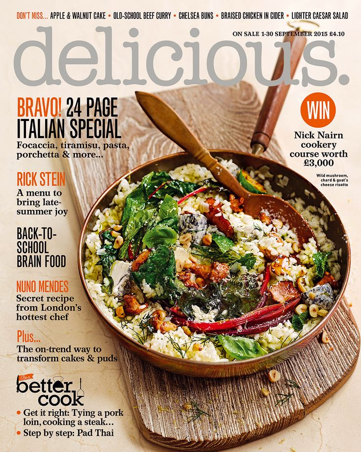 80 best magazines images on pinterest delicious magazine the uks best food magazine in print and online with recipes and techniques plus stories from the world of food forumfinder Choice Image