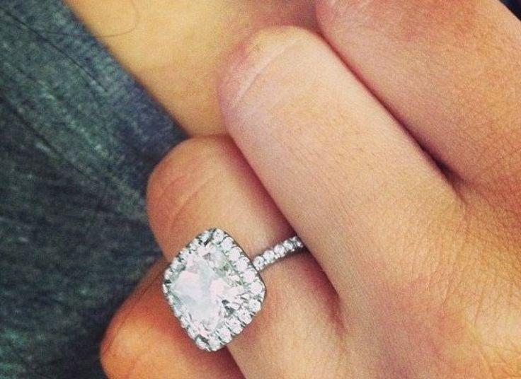 52 best Celebrity Engagement Rings images on Pinterest Celebrity