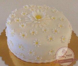 flover cake/çiçek pasta