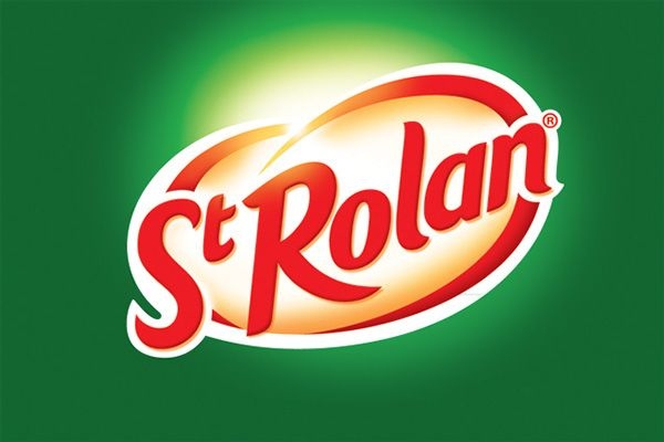 Logo facelift for St Rolan brand. Designed by Thierry Fétiveau