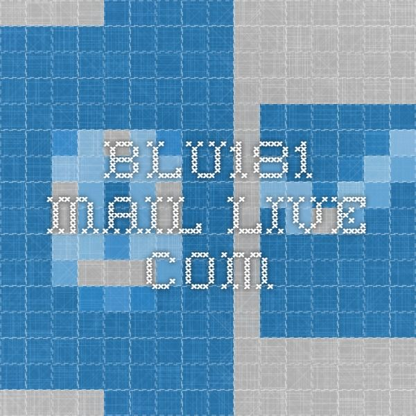 blu181.mail.live.com