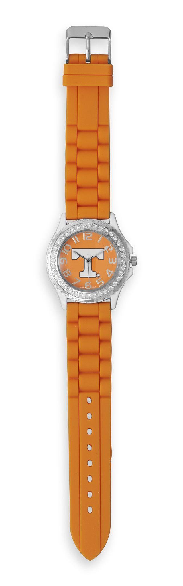 Collegiate Licensed University of Tennessee Ladies' Fashion Watch