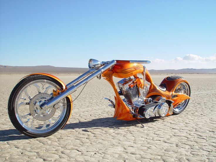 Martin Brothers Trendkill Concept Bikes Big Cats Custom Chopper