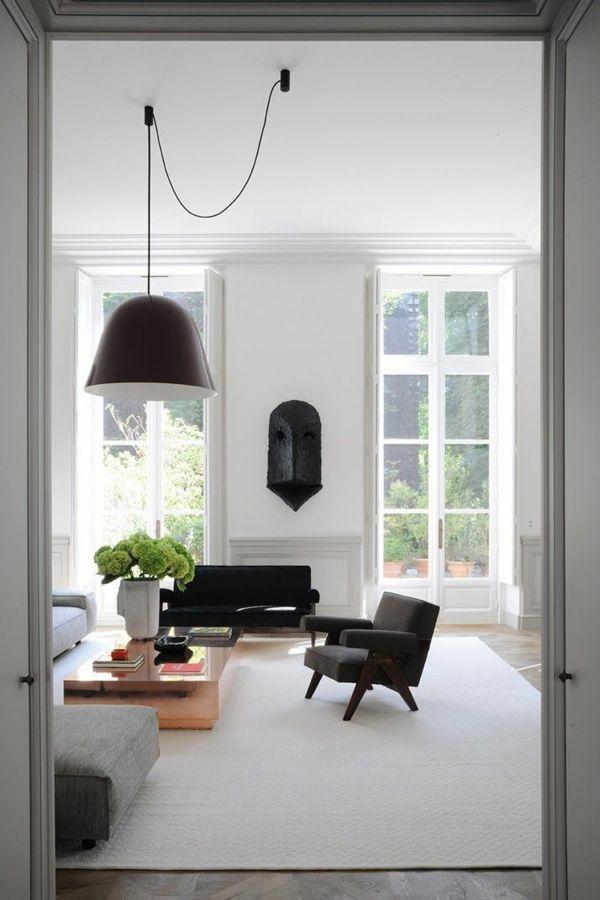 35 moderne Wohnzimmerlampen Designs, die Sie sich unbedingt ansehen müssen