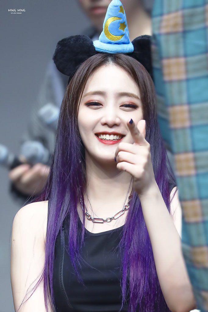 minnie pics ✰ on in 2019   (G)I-DLE ((여자)아이들)   Euna kim, Cube