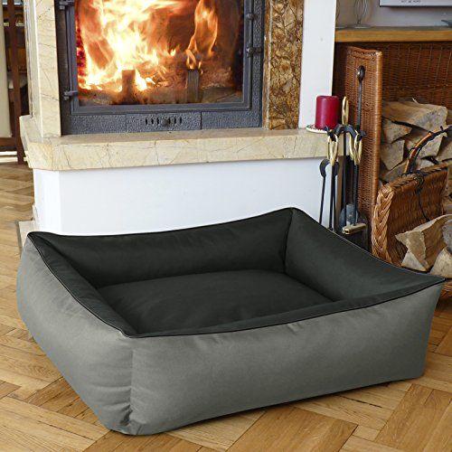 BedDog 2 en 1 MAX DUO antracita/gris XL aprox. 100x85cm colchón para perro, 6 colores, cama para perro, sofá para perro, cesta para perro ✿ ▬► Ver oferta: https://cadaviernes.com/ofertas-de-colchon-sofa-cama/