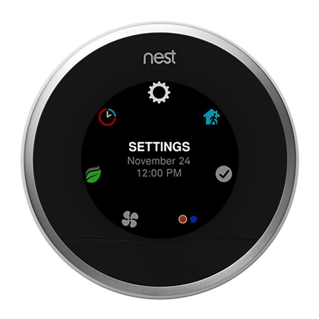 nest thermostat new software release