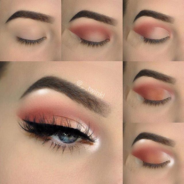 instagram.com/__twinkl Also habe ich beschlossen mein eigenes Makeup Pictorial z...
